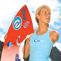 bethany hamilton was the best girl surfer